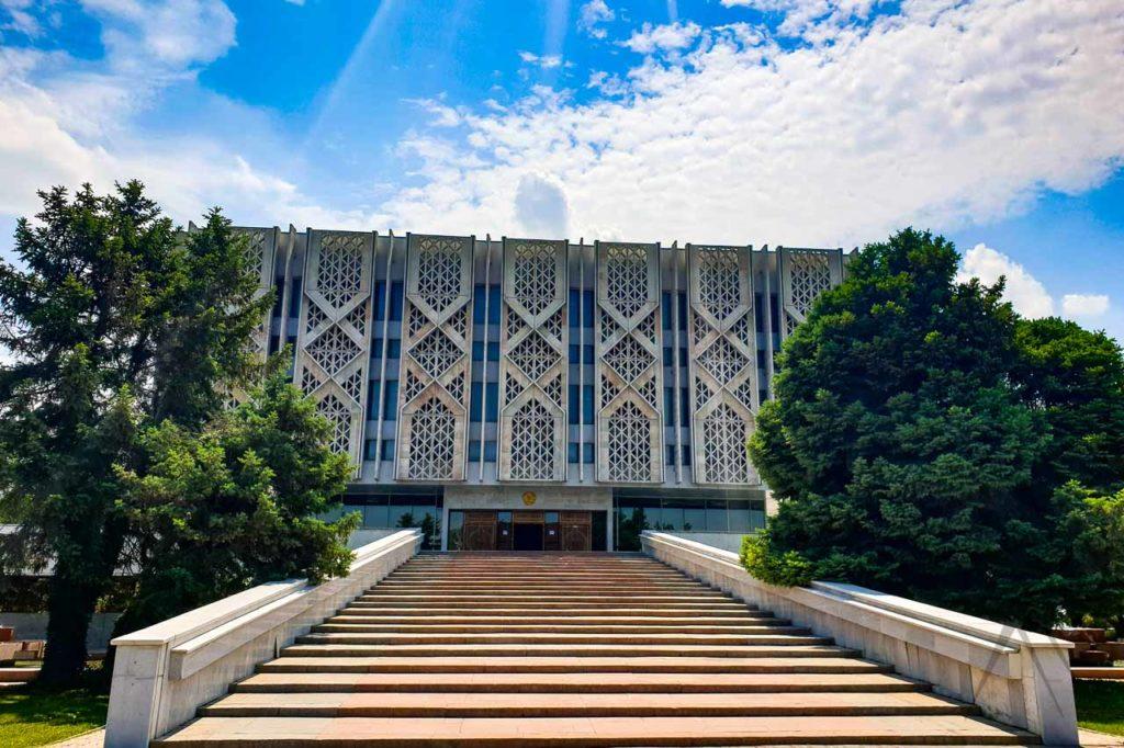 tashkent history museum