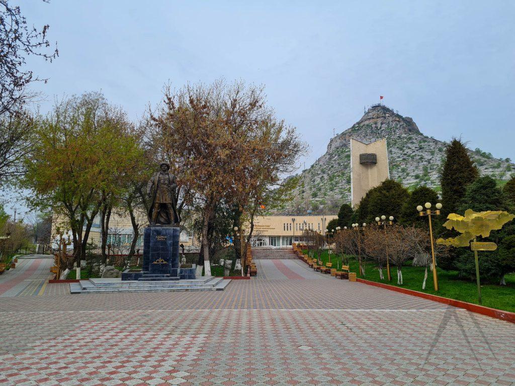 Osh regional museum