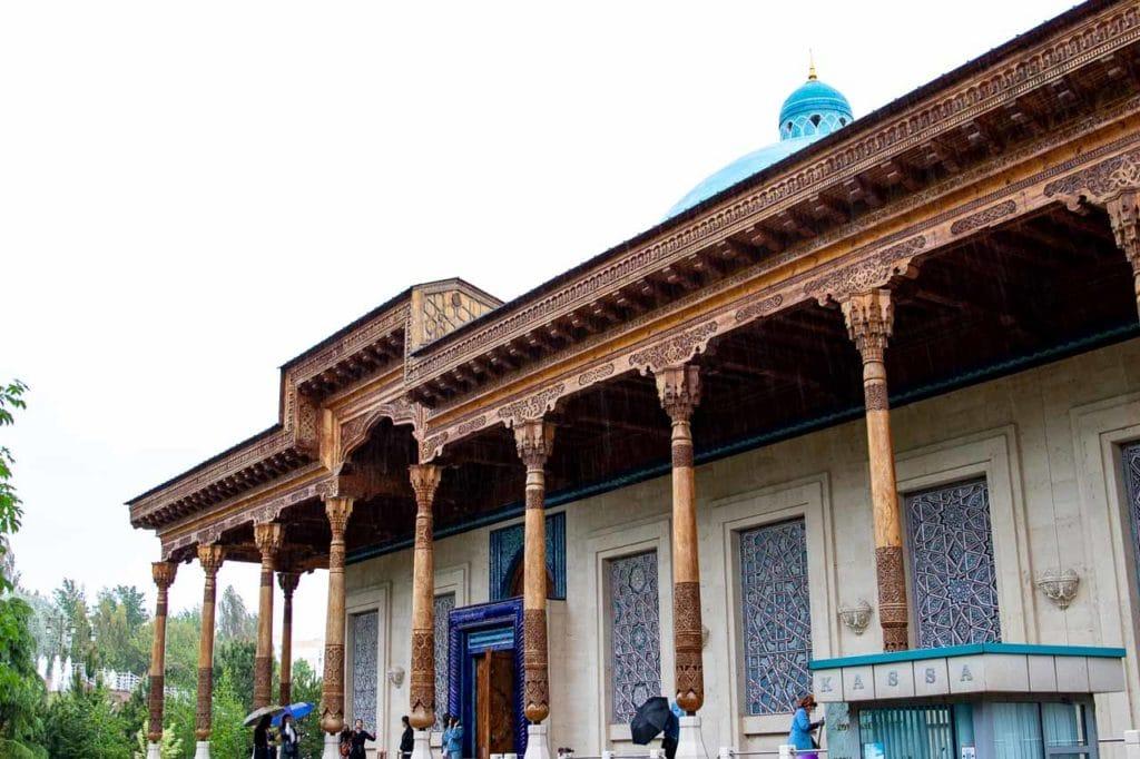 victim of repression museum tashkent