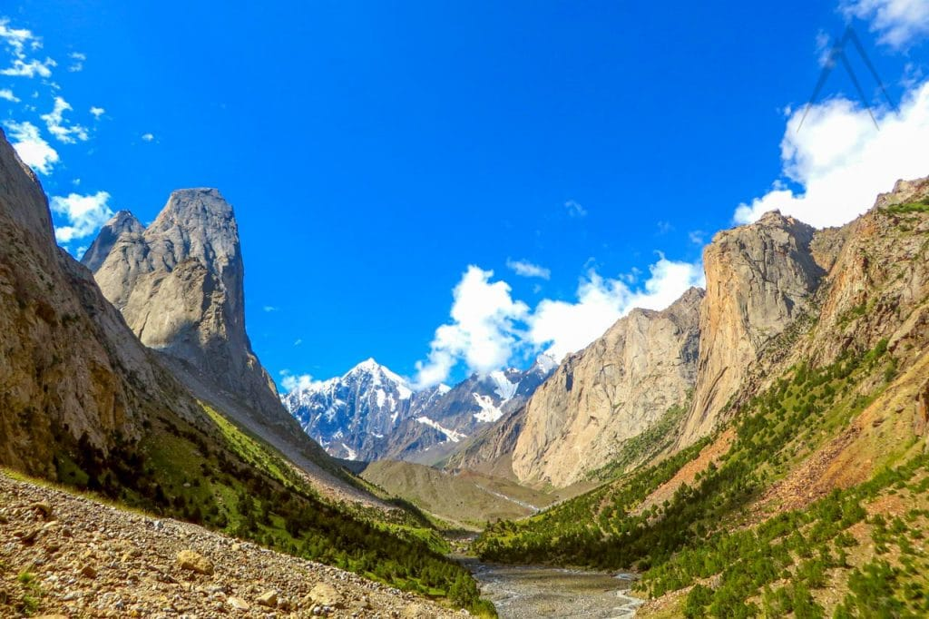 Kyrgyz Patagonia in Batken, Karavshin