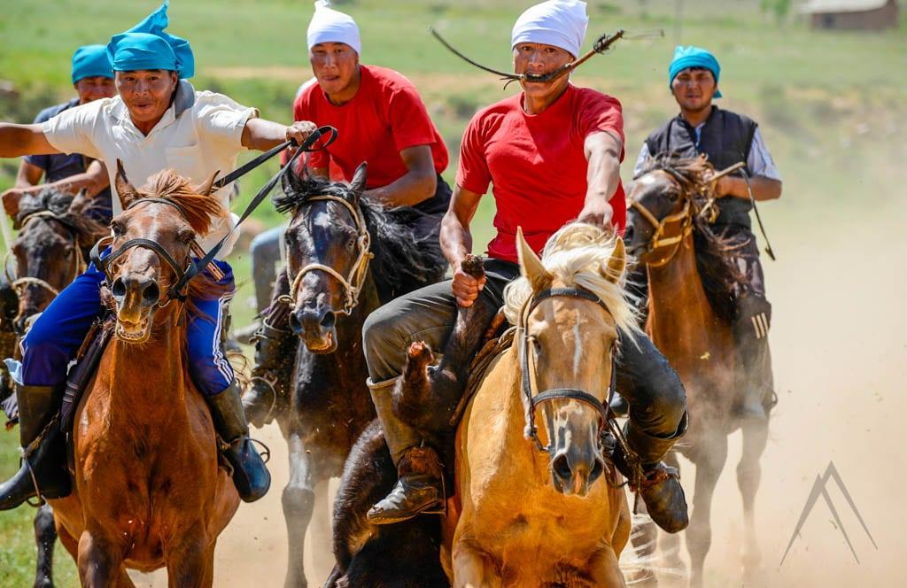 Kok Boru Kyrgyz Nomad game