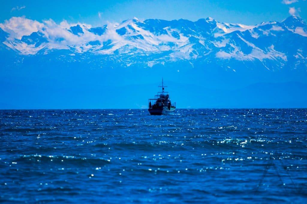 Issyk-Kul lake cover