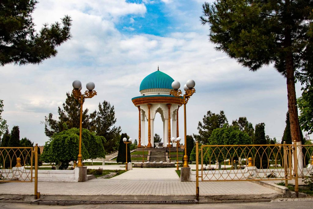 Margilan city