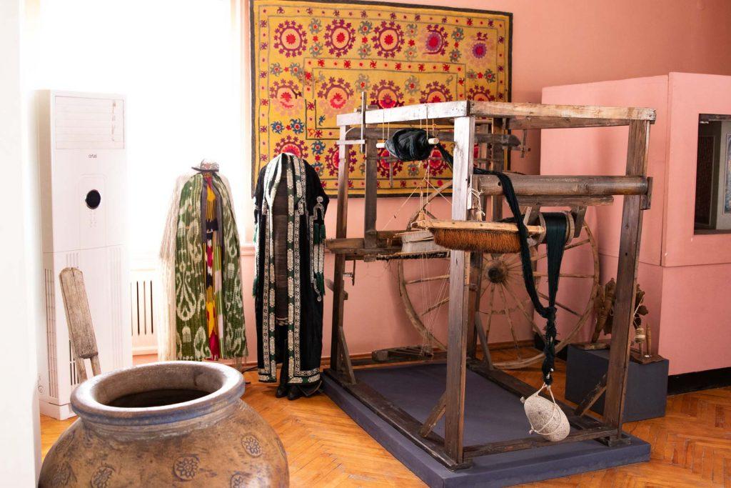 Margilan museum