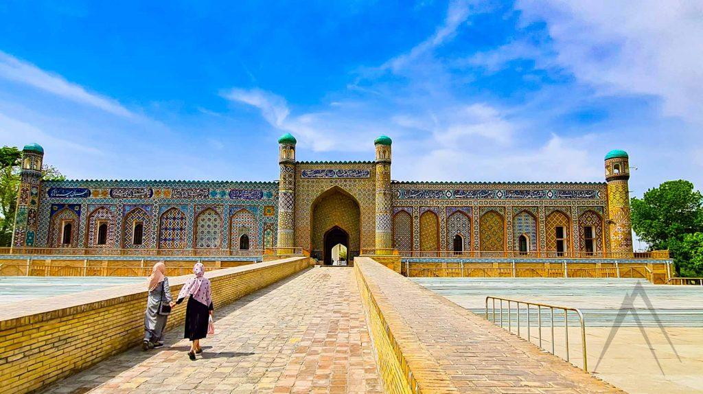 the palace of Khudayar Khan