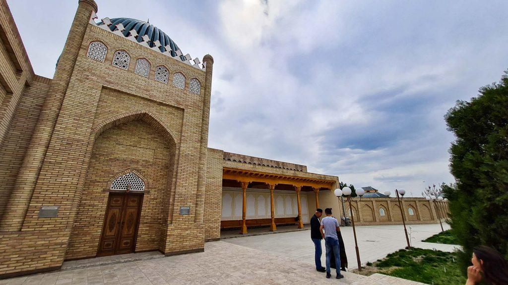 pir_siddiq_mosque in Margilan