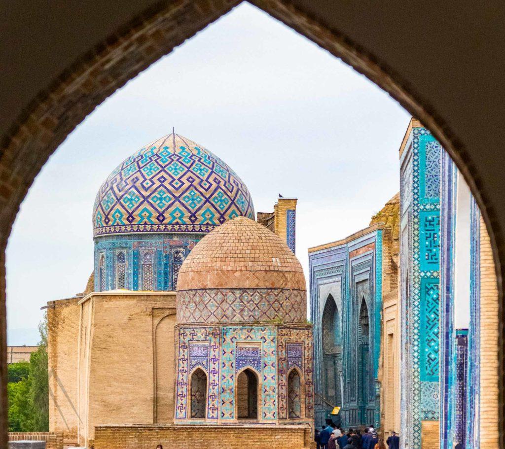 Amir Temur Mausoleum Gur-i Amir Сomplex
