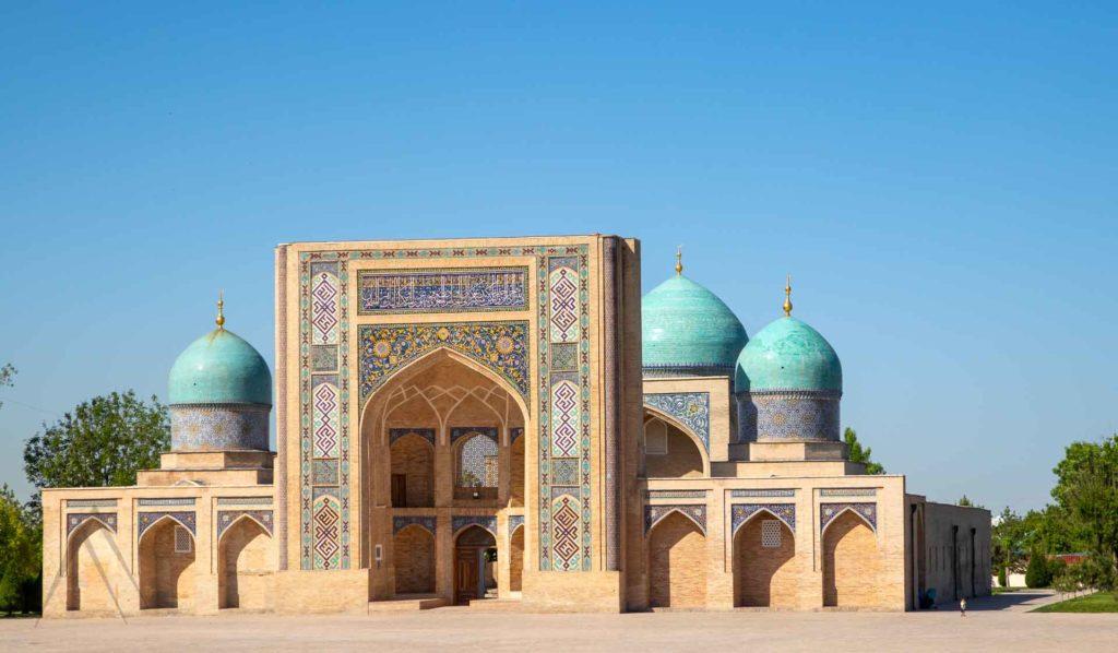 hazret imam in tashkent