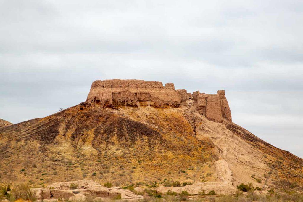 ayaz qala fortress